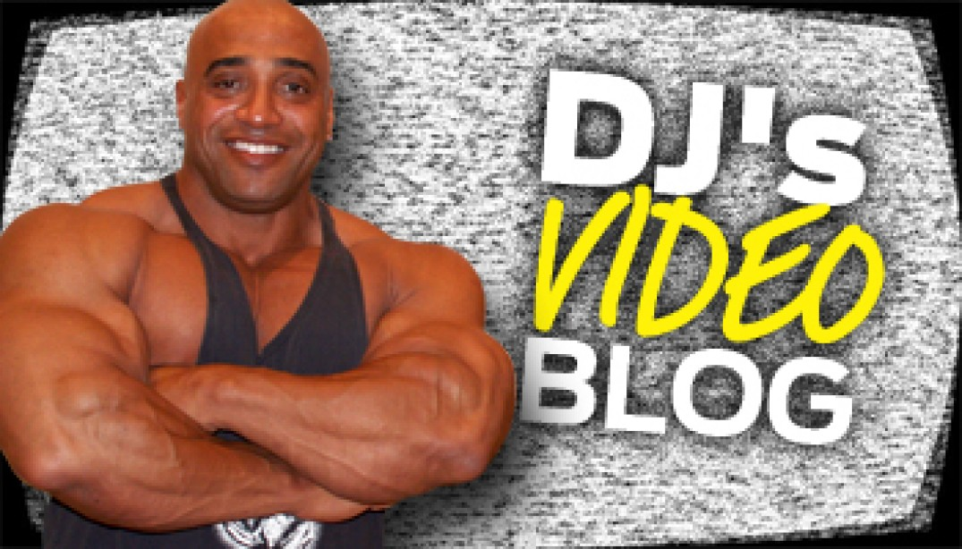 DJ'S VIDEO BLOG!