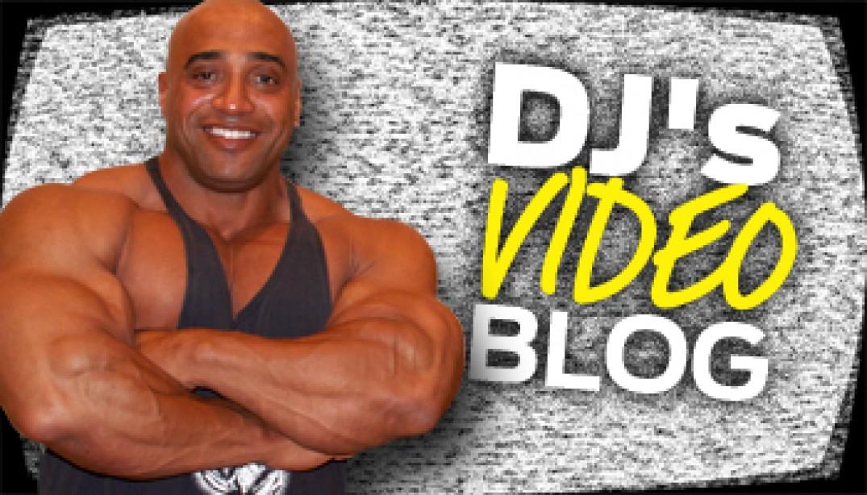 DJ'S VIDEO BLOG!