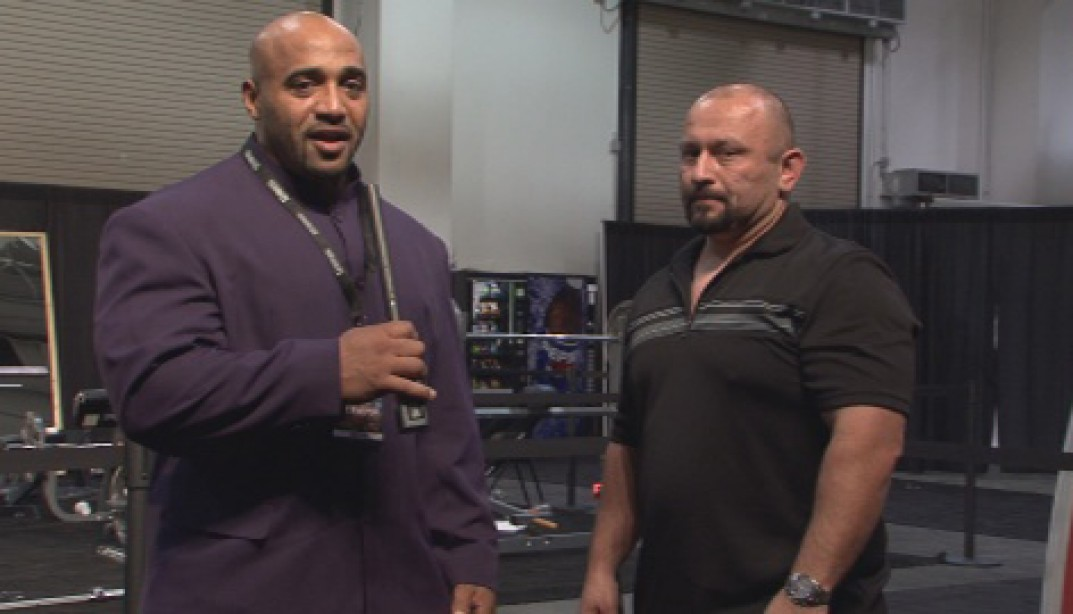 Interview with Dennis James and Hany Rambod