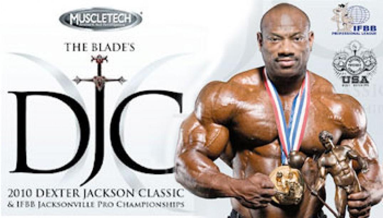 PREVIEW: 2010 DEXTER JACKSON CLASSIC & IFBB JACKSONVILLE PRO