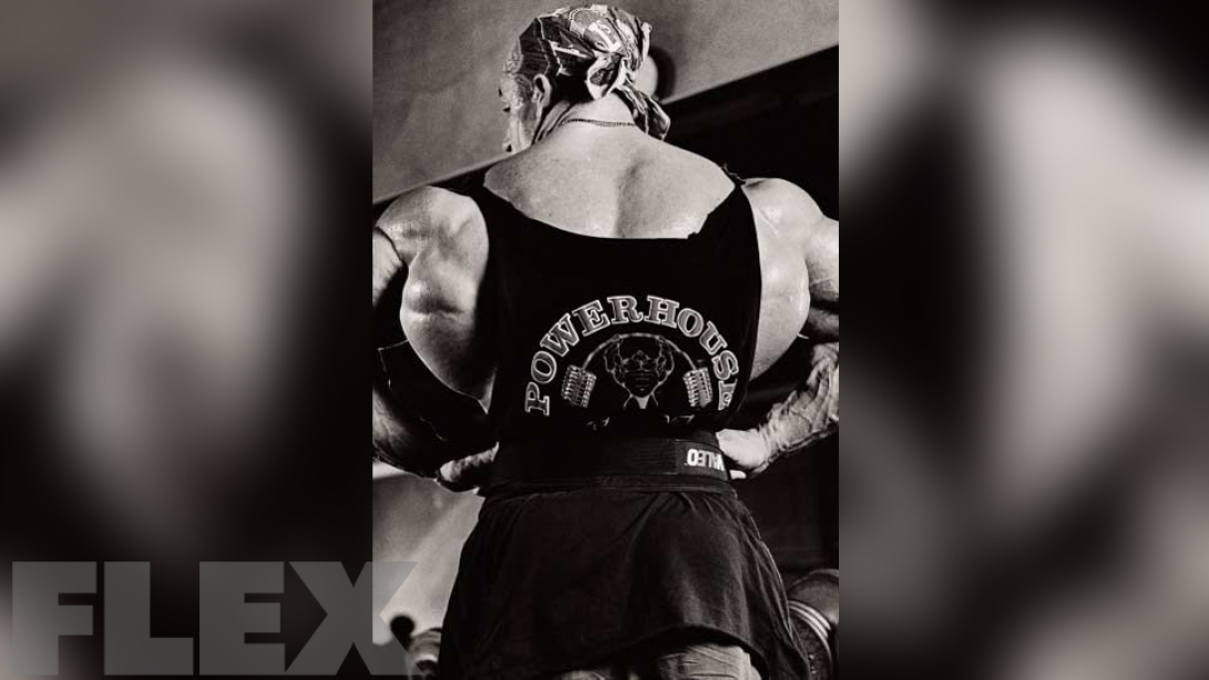 3 Exercises to Build a Wide Back Fast