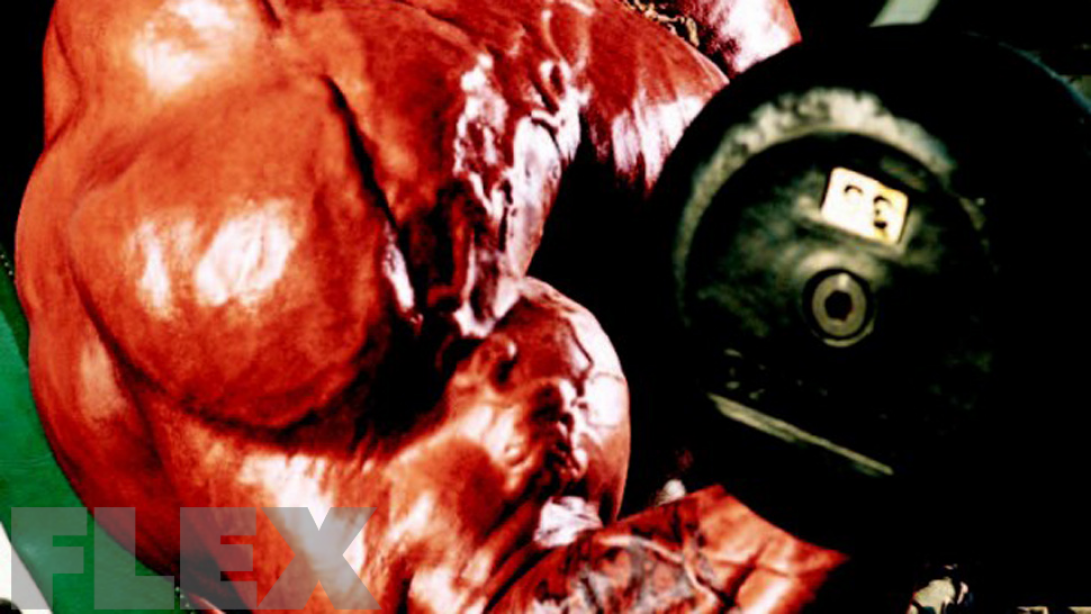 Dorian Yates' Advice for Aspiring Bodybuilders