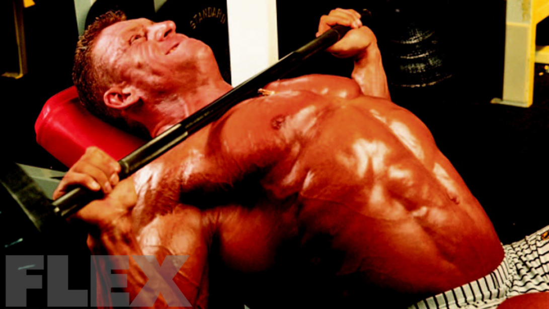 Dorian Yates' Expert Advice on Building a Huge Chest