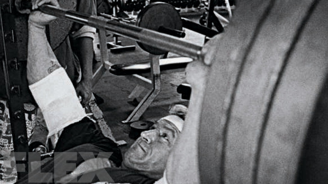 The Bench Press Controversy