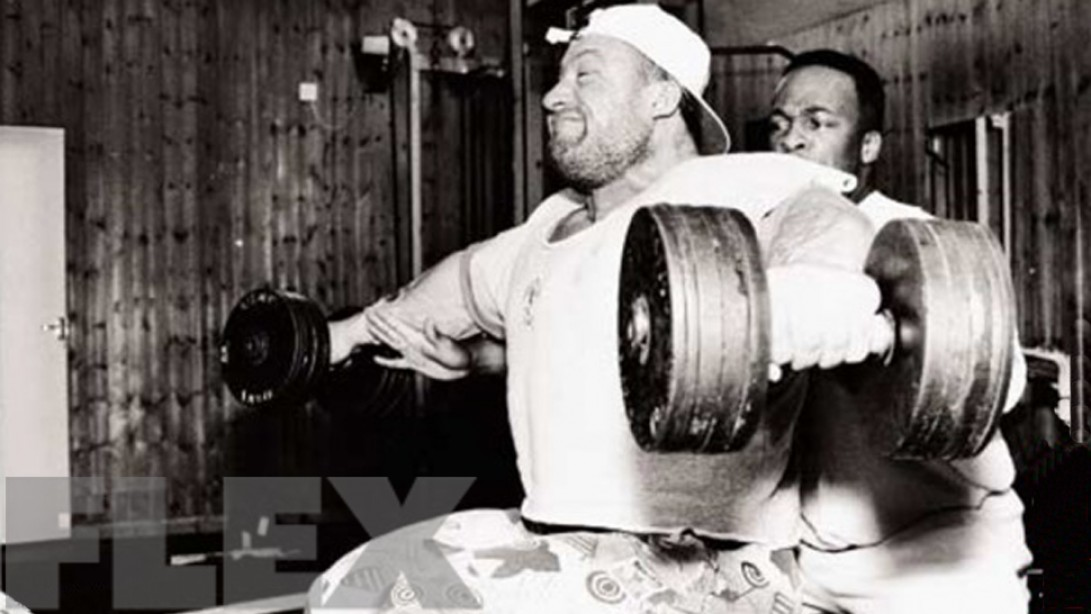 Dorian Yates' Daily Meal Plan