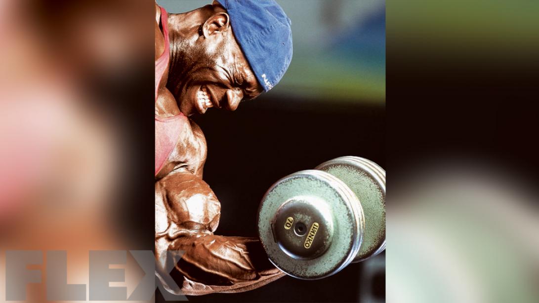 90-Degree Biceps Burn