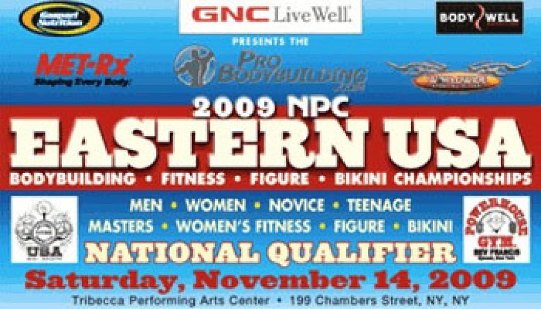 PREVIEW: 2009 NPC EASTERN USA'S