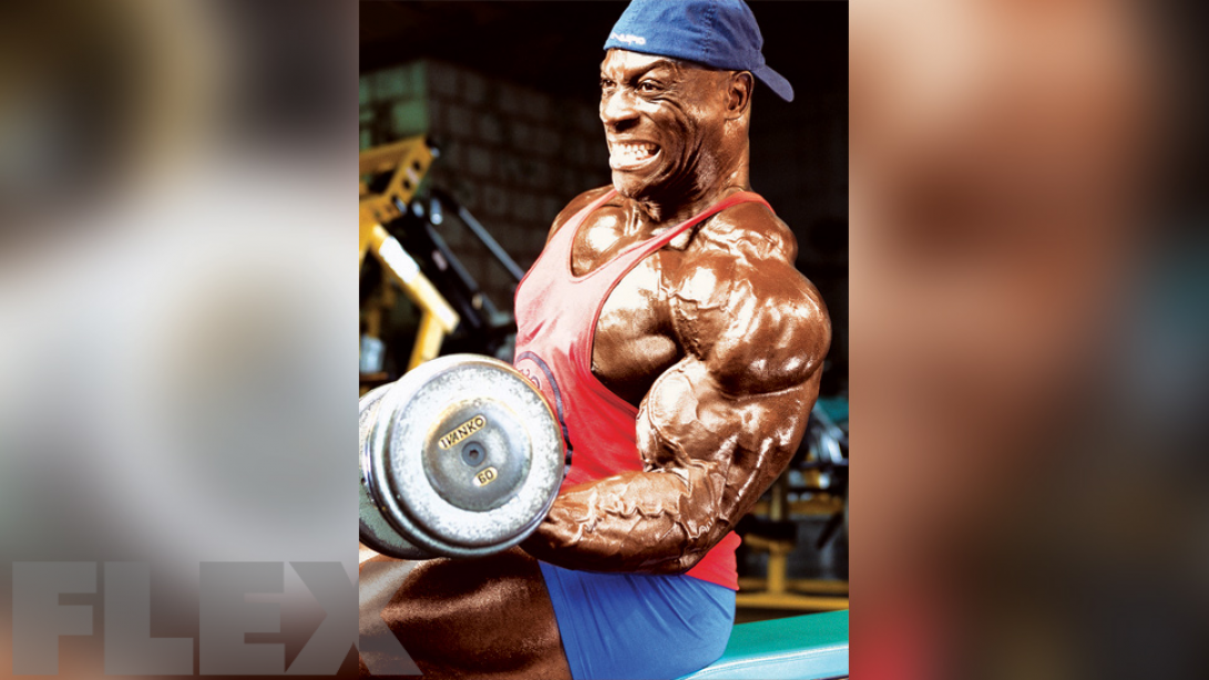 Retro Athlete: Eddie Abbew