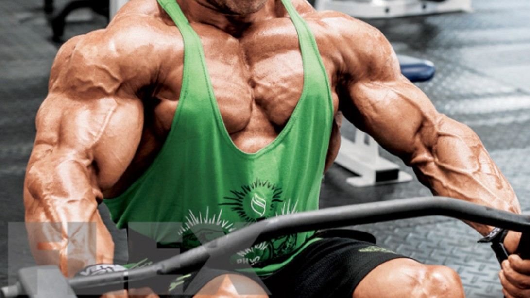 10 Week Plan for Getting Huge and Strong