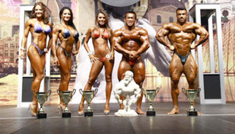 2010 EUROPA SHOW OF CHAMPIONS WINNERS & PREJUDGING PICS
