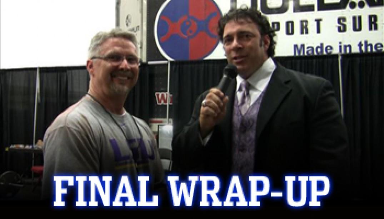 FINAL WRAP-UP VIDEO!