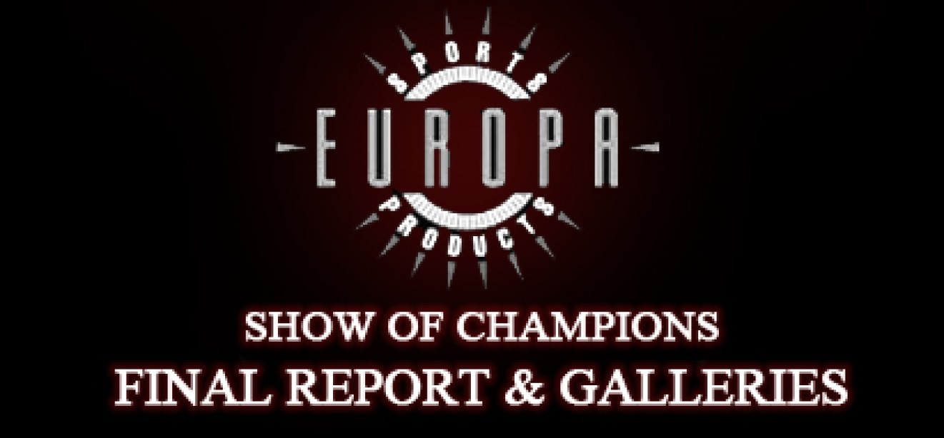 EUROPA SHOW OF CHAMPIONS FINAL REPORT