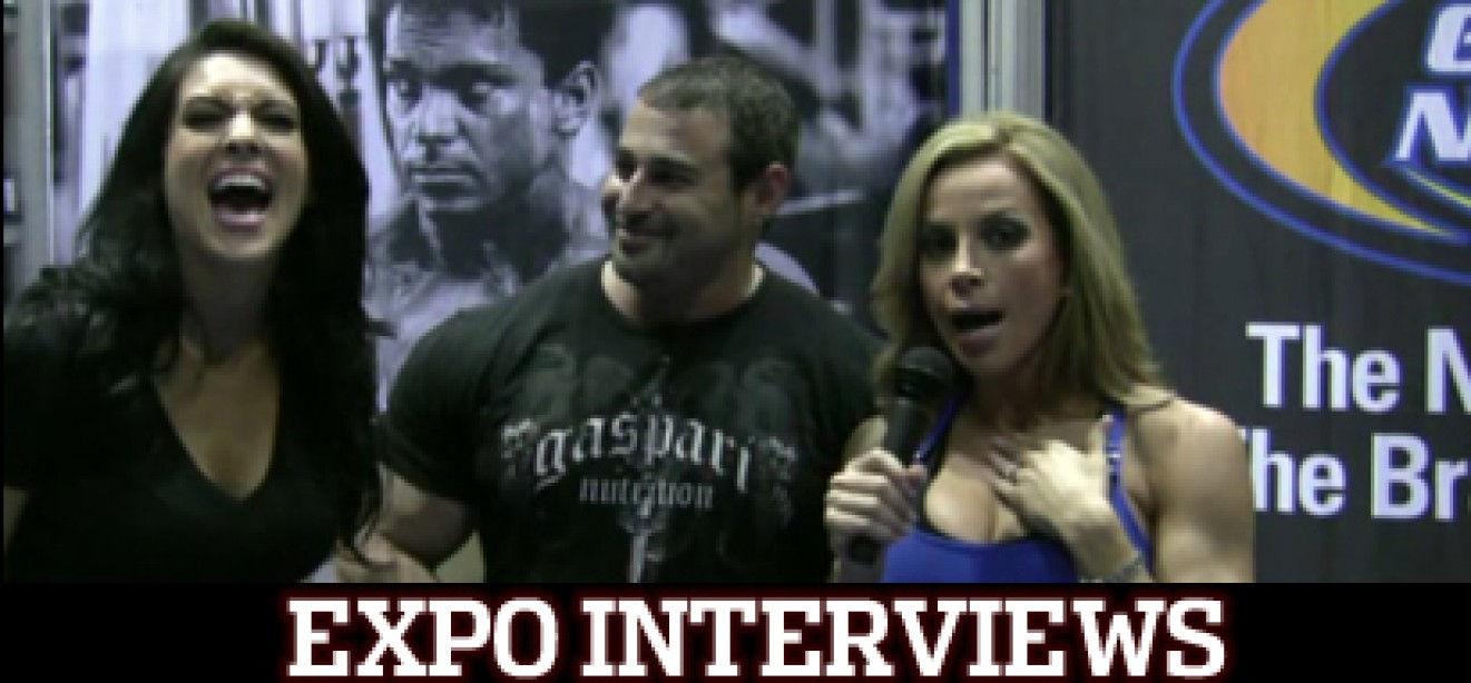 EXPO INTERVIEWS from Europa!