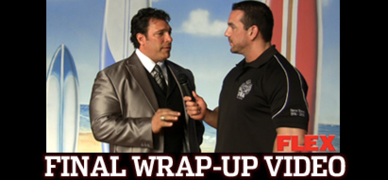 Europa Show of Champions FINAL Wrap-Up