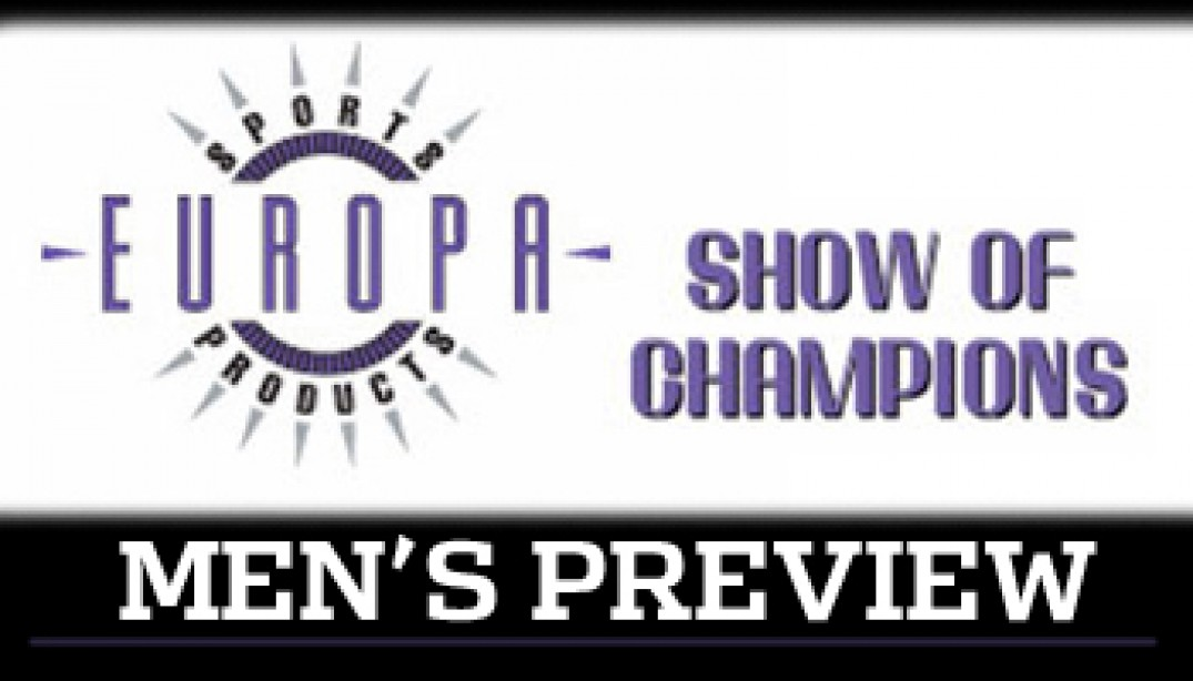 MEN'S PREVIEW: 2010 IFBB EUROPA SHOW OF CHAMPIONS