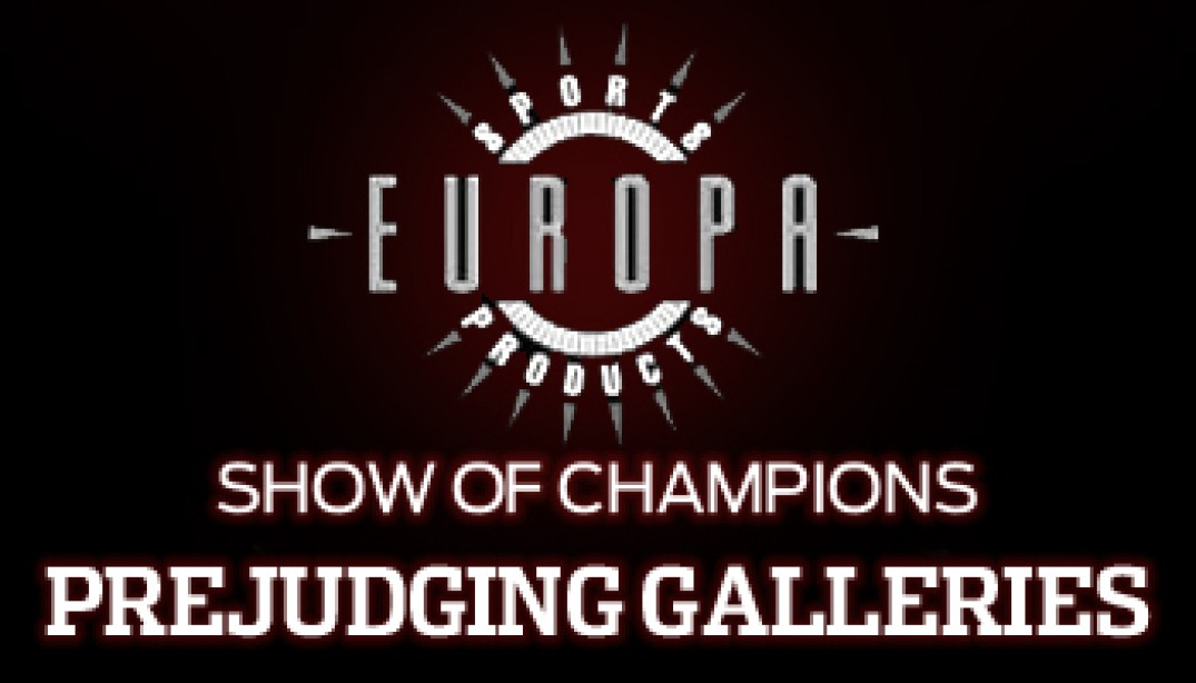PHOTOS: EUROPA SHOW OF CHAMPIONS PREJUDGING GALLERIES
