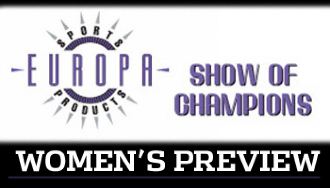 WOMEN'S PREVIEW: 2010 IFBB EUROPA SHOW OF CHAMPIONS