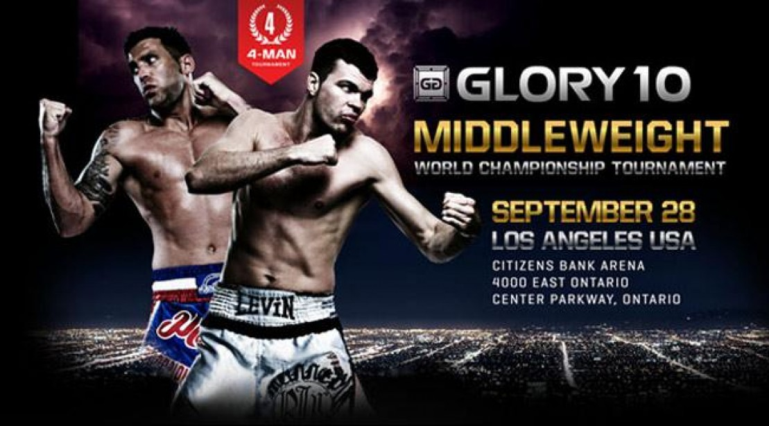 Must-See Event: Glory 10 Kickboxing Tournament