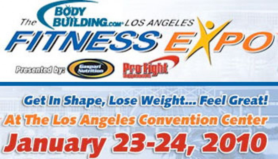 2010 LOS ANGELES FITNESS EXPO