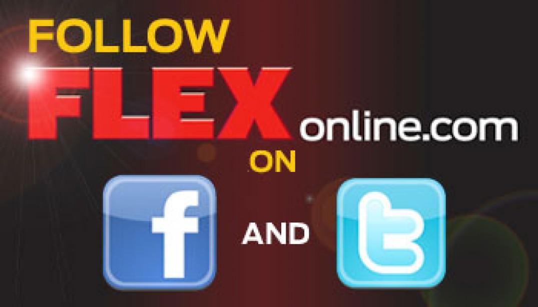 NEW FLEX FAN PAGE ON FACEBOOK