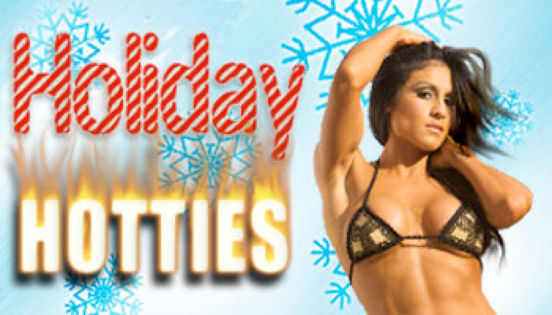 HOLIDAY HOTTIES - FELICIA ROMERO