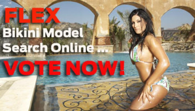 FLEX BIKINI MODEL SEARCH