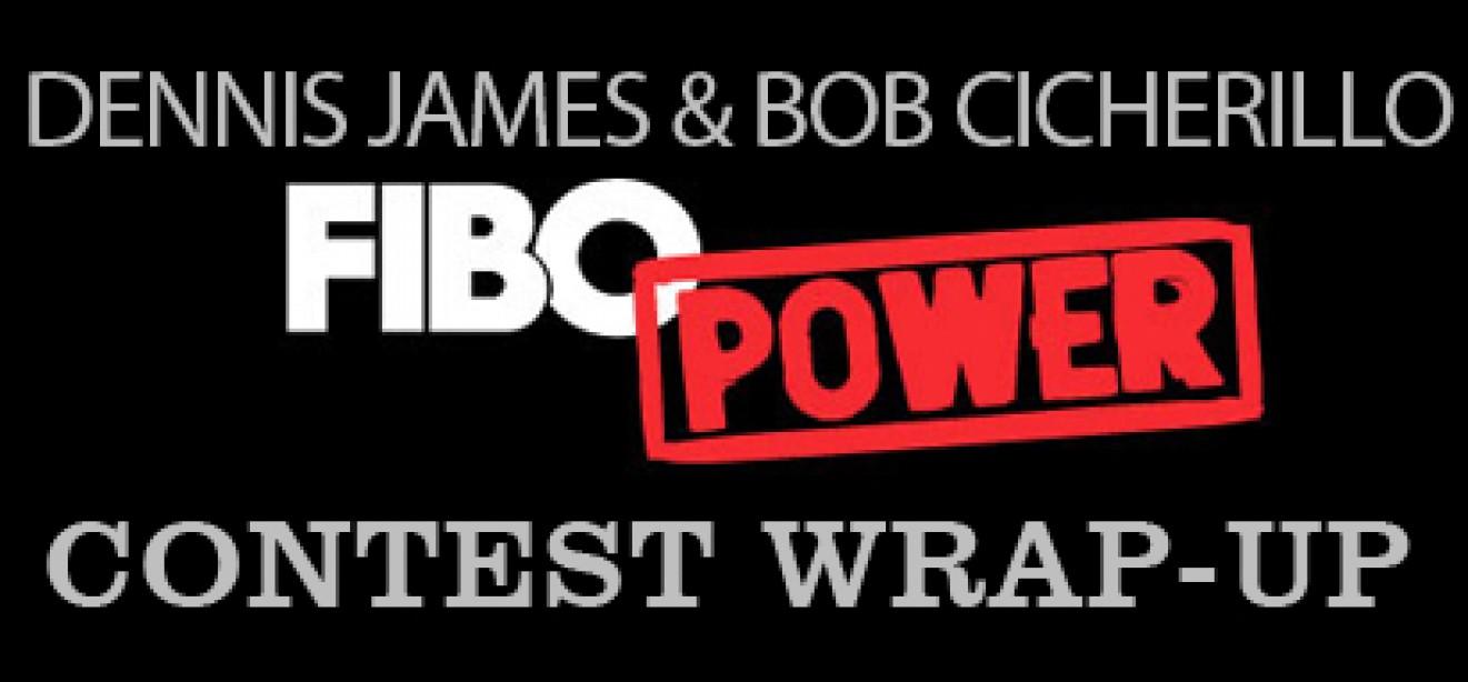 DJ & BOB WRAP-UP FIBO POWER!