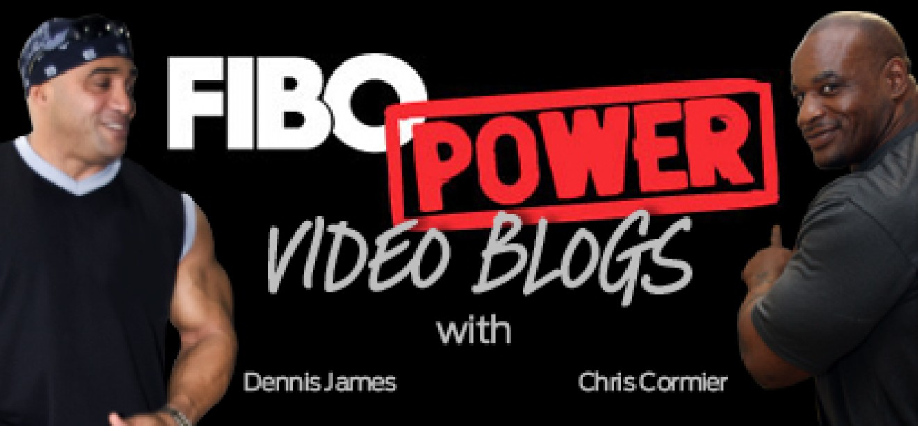 FIBO 2011 VIDEO BLOGS
