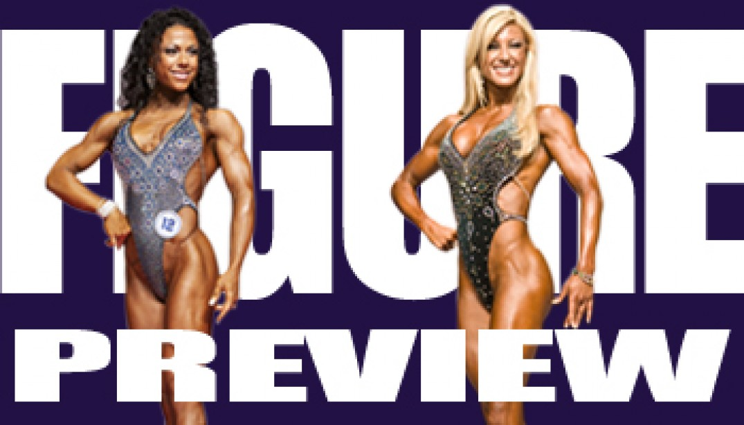 2008 FIGURE OLYMPIA PREVIEW