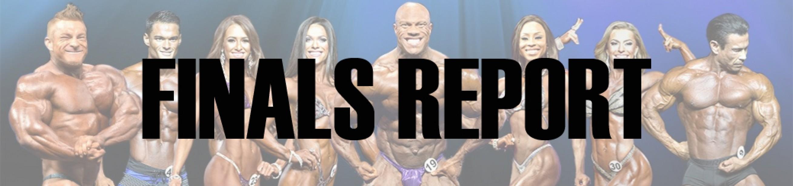 2017 Arnold Classic Finals Report