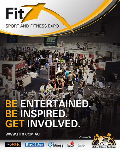 FitX Sports and Fitness Expo