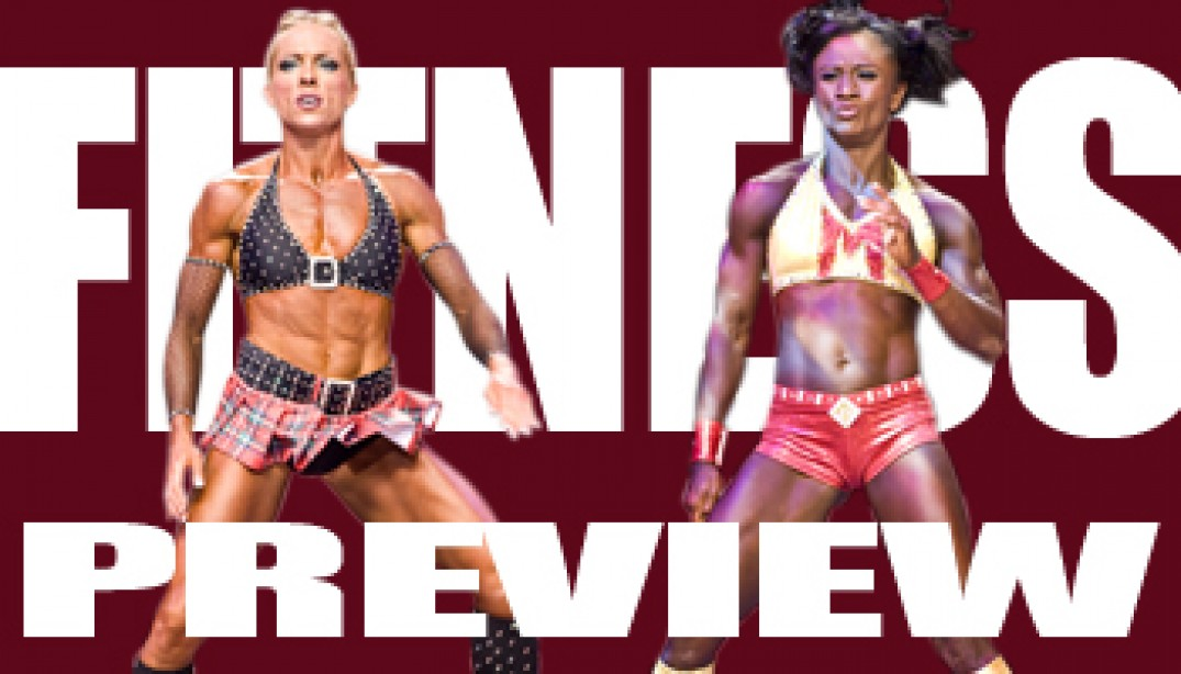 2008 FITNESS OLYMPIA PREVIEW