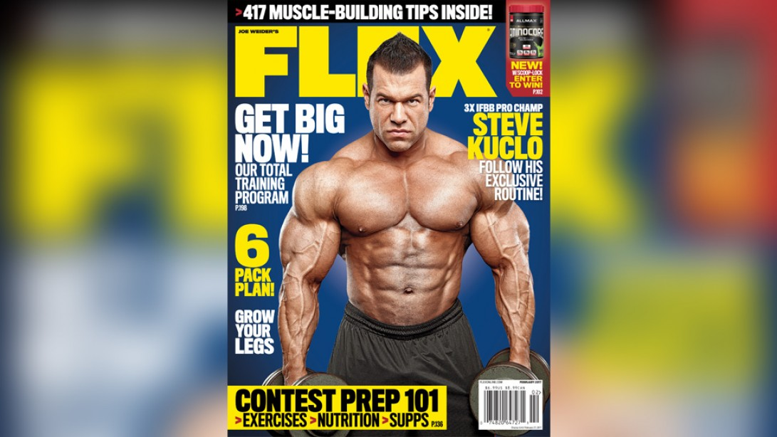 Get the 2017 February Issue of 'FLEX' On Newsstands Now