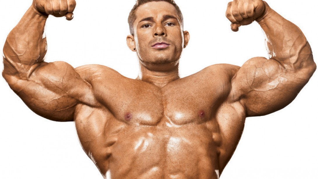 Flex Lewis' Killer Biceps Routine