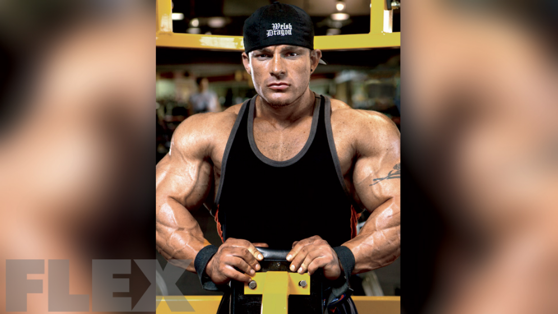 Flex Lewis Reflects on the 2016 Olympia