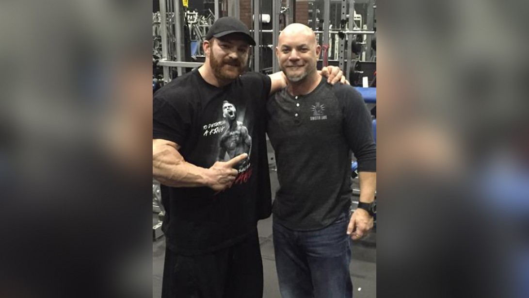 Scott James and Flex Lewis Join Forces to Create Sinister Labs