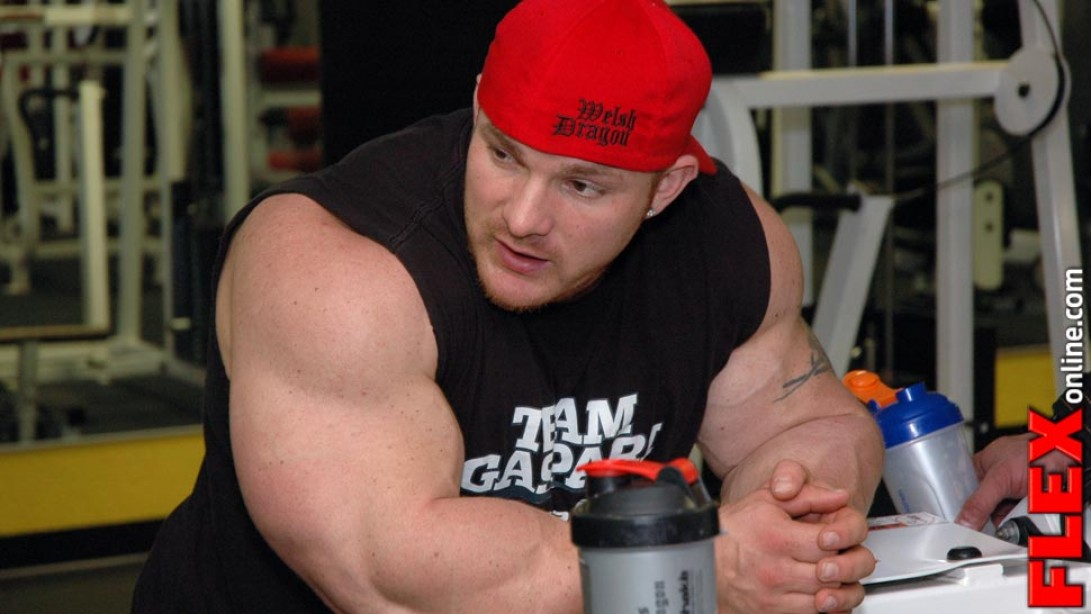 What Flex Lewis Has in Common with Wolverine