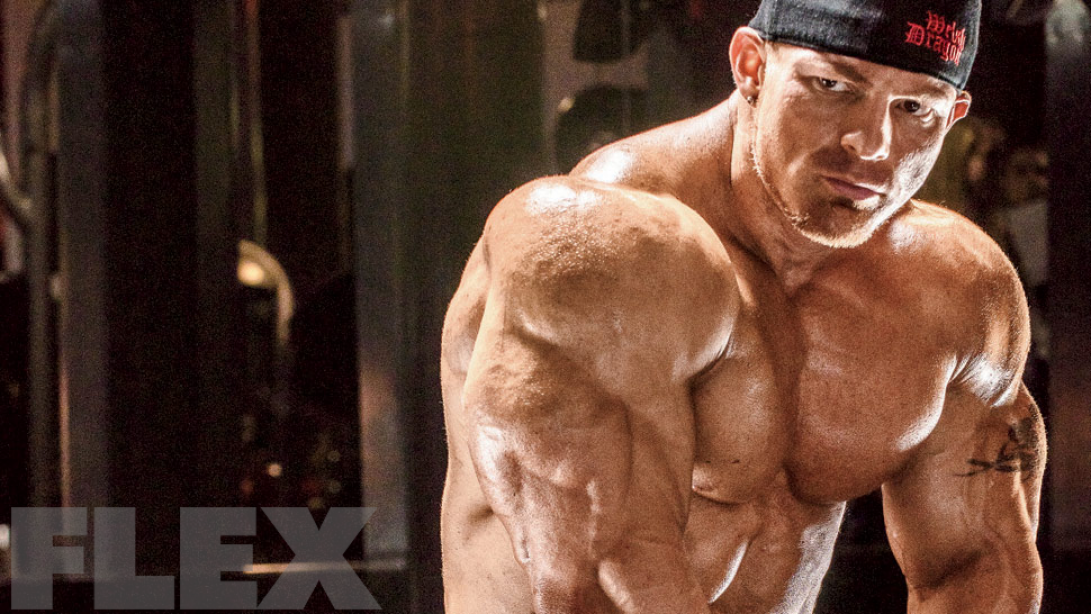 Flex Lewis on Contest Prep, Tats and More.