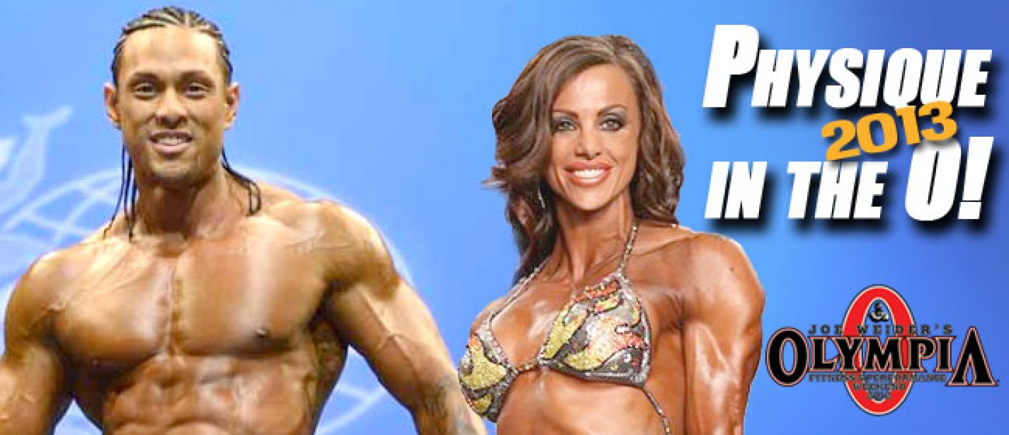 Physique Added to the 2013 Olympia Weekend