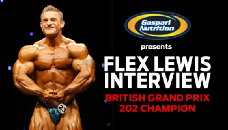 FLEX LEWIS INTERVIEW!