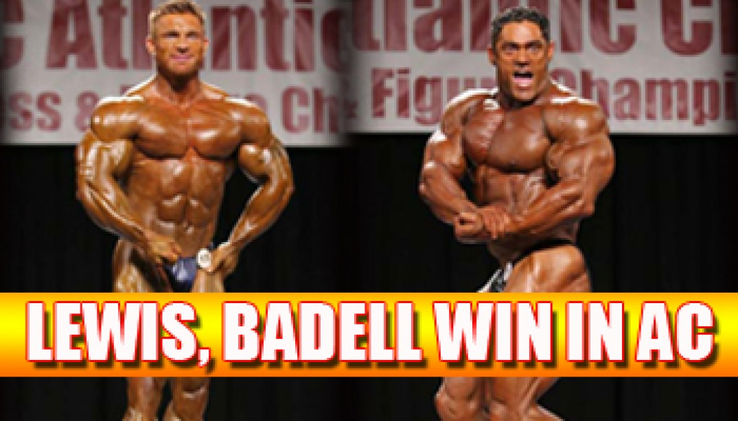 2009  ATLANTIC CITY PRO GALLERIES AND RESULTS