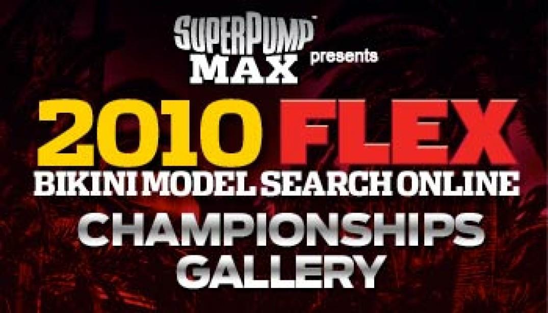 FLEX BIKINI MODEL SEARCH CHAMPIONSHIPS GALLERY