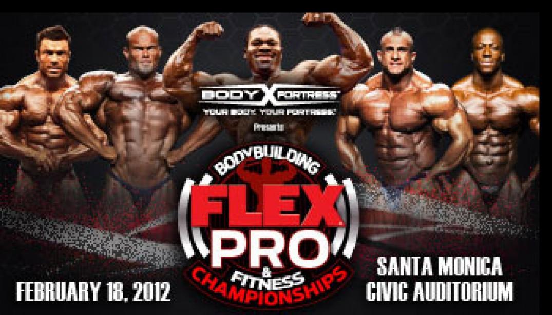 2012 FLEX PRO - MEN'S ASSESSMENTS