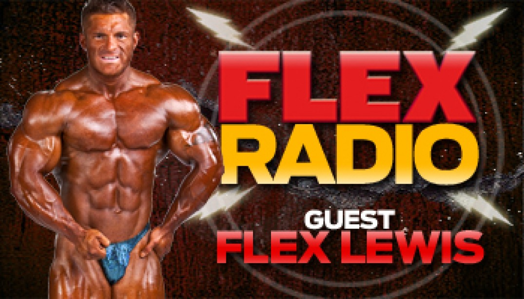 FLEX RADIO: Flex Lewis & British Grand Prix Preview!