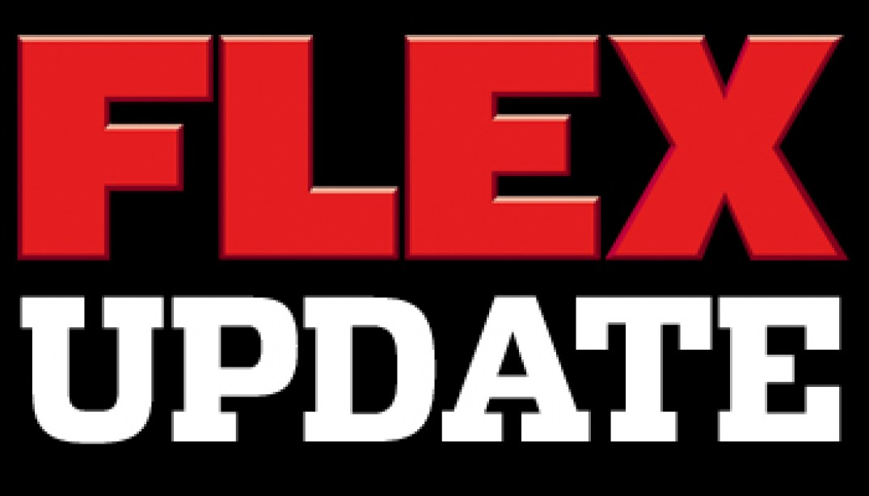 FLEX MAGAZINE UPDATE