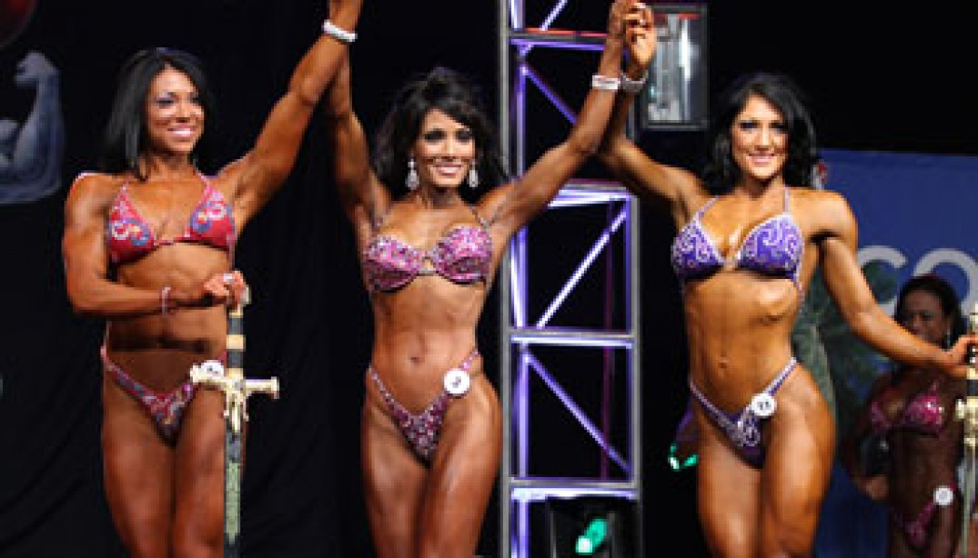 IFBB KENTUCKY MUSCLE PRO FIGURE GALLERIES