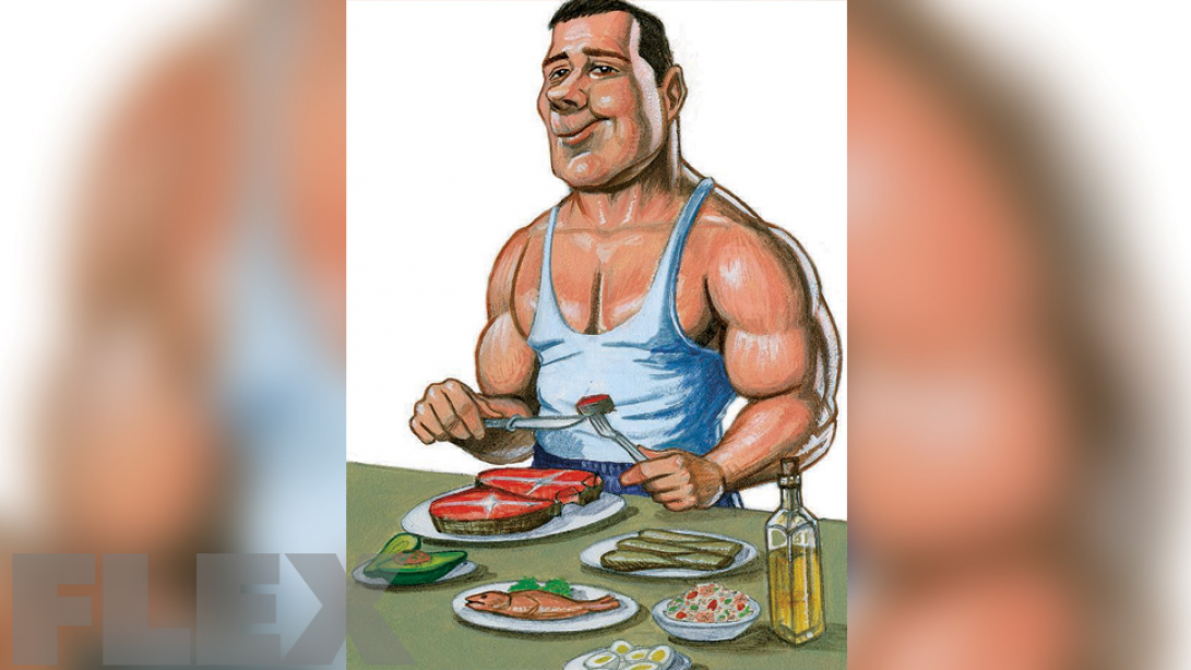 Eat For Strength