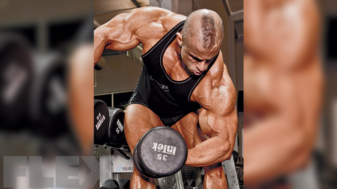 Build a Pair of Badass Biceps