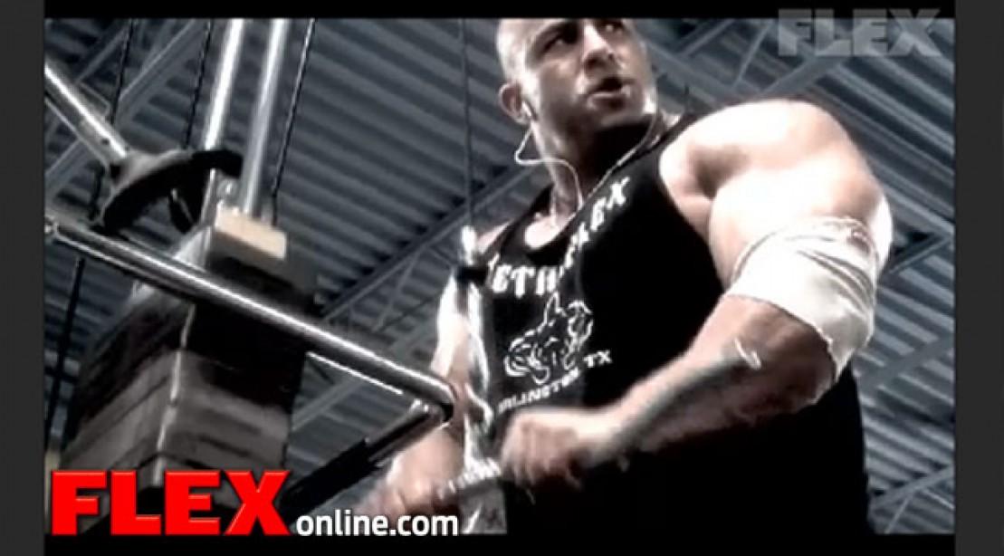 Fouad Abiad bodybuilding Q&A