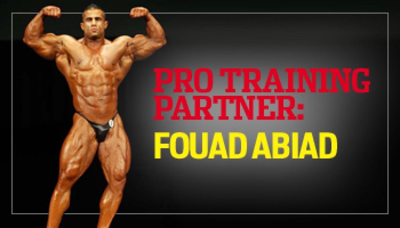 PRO TRAINING PARTNER: FOUAD ABIAD